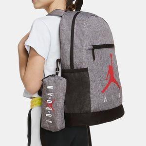 🌸 NIKE Backpack School Gym Bag NWT Air Jordan
